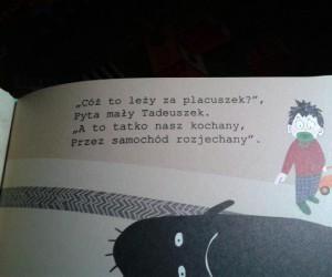 Tymczasem w książeczce dla dzieci