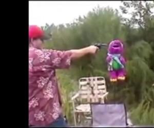 Barney idzie na spotkanie ze Stwórcą