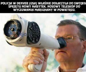 Nosowy teleskop