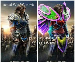 Gdyby film był inspirowany WoWem
