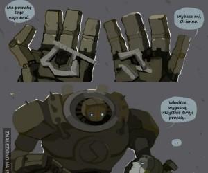 Kto powiedział, że roboty nie mają uczuć