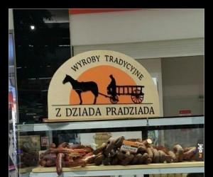 Nie wiedziałem, że wyroby mięsne są jak wino