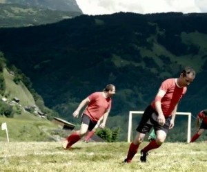 Piłka nożna po alpejsku