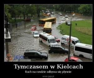 Tymczasem w Kielcach