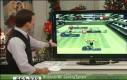 Oto jak zepsułem telewizor grając w Wii Tennis...
