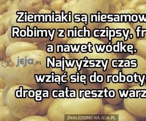Niech żyją ziemniaki!