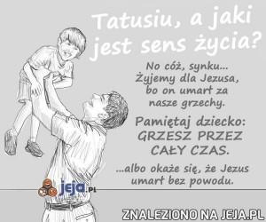 Jezus Cię kocha, nie zawiedź go!