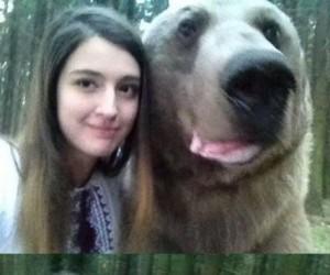 Taka tam, Rosjanka ze swoim chłopakiem