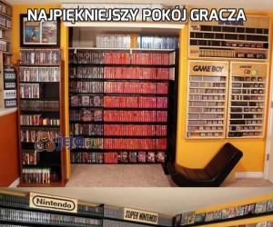 Najpiękniejszy pokój gracza