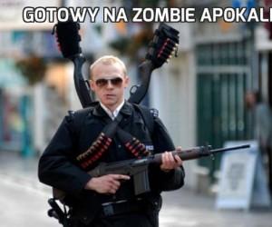 Gotowy na zombie apokalipsę