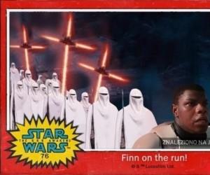 KKK dorwał i Gwiezdne Wojny...