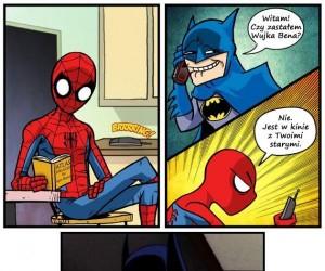 Nieudany żart Batmana