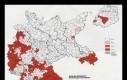 Mapy pokazujące zależność między odsetkiem katolików
