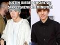Justin Bieber chciał się zaprzyjaźnić z Eminemem