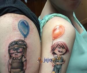 Tatuaże zakochanych