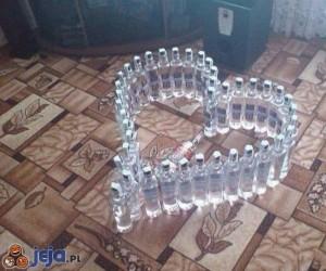 Wódka is life, wódka is love