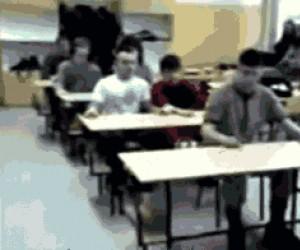 Gdy nudno na lekcji