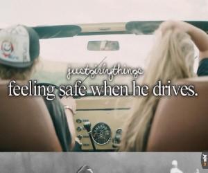 Gdy on prowadzi...