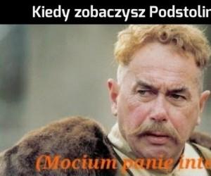 Jurna białogłowa!