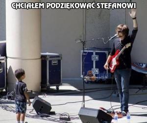 Kiedy gra lokalna kapela