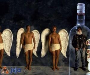 Smirnoff  - anioły