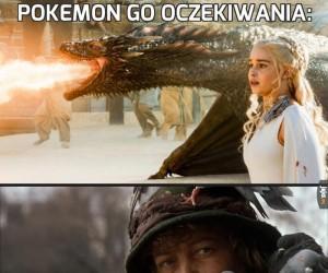Pokemon GO oczekiwania: