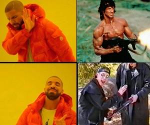 Rambo to przeżytek