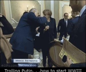Trollowanie Putina