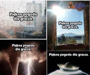 Pogoda dla gracza