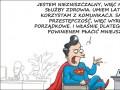 Superman w urzędzie skarbowym