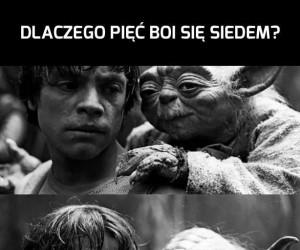 Yoda, jesteś pijany...