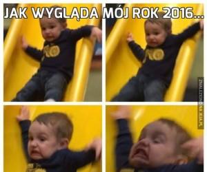 Jak wygląda mój rok 2016...