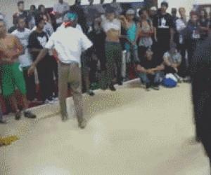Kiedy nie możesz przestać skakać
