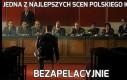 Jedna z najlepszych scen polskiego kina