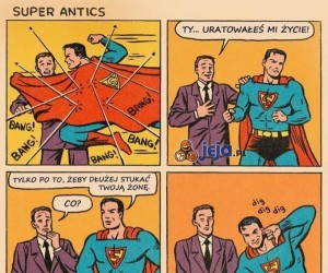 Supersuchar w akcji