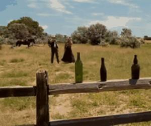 Jak wyglądała moja pierwsza wizyta na strzelnicy