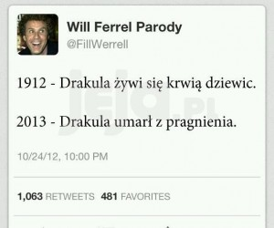 Problem Drakuli