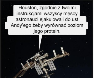 Houston, mamy problem