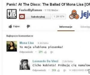 The Ballad of Mona Lisa