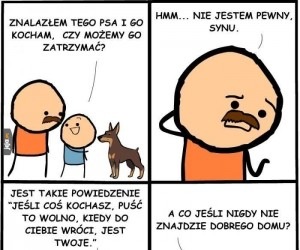 Znaleziony pies
