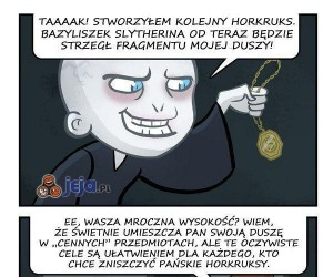 Voldemort, ogarnij się
