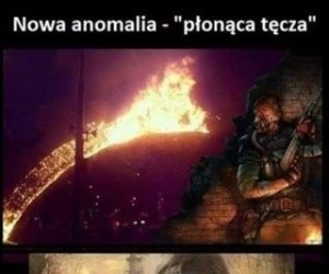 """Nowa anomalia - """"płonąca tęcza"""""""