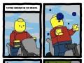 Świat Lego pełen jest niebezpieczeństw