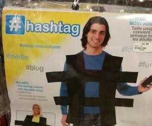 Zawsze chciałem być hashtagiem, taa...