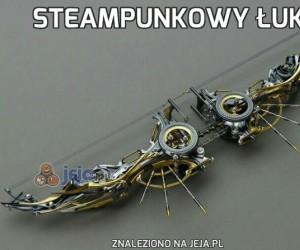 Steampunkowy łuk