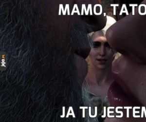 Mamo, tato...
