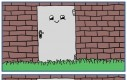 Drugie życie drzwi
