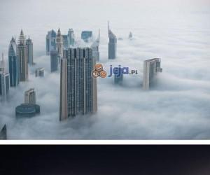 Mgła nad Dubajem
