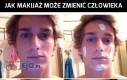 Jak makijaż może zmienić człowieka