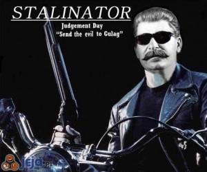 Stalinator - Wyśle zło do gułagu